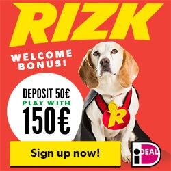 rizk gratis spins bonus