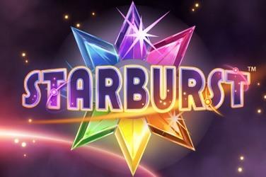 Starburst Netent gokkast recensie