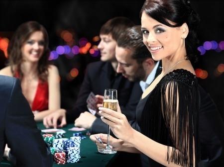 Hoge inzet gokken