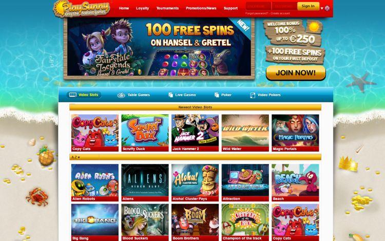 Sunny Online Casino