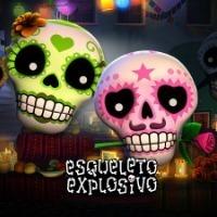 Esqueleto Explosivo thunderkick