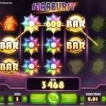 Starburst 200 gratis spins bonus