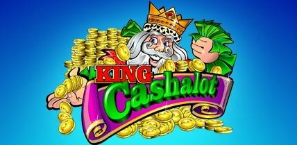 king cashalot progressieve jackpot