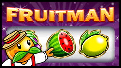 Goldrun casino gratis spins FruitMan
