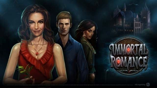 Immortal Romance grote uitbetaling