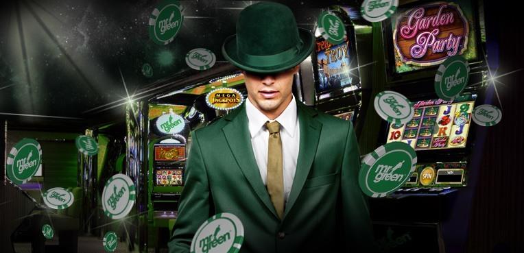 mr green casino nieuwsbrief