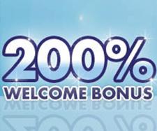 casino met 200-procent-welkomstbonus