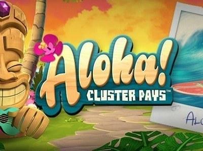 Aloha Cluster Pays bonus zonder storting