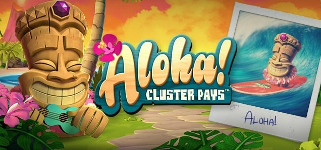 Aloha! Cluster Pays | Spilleautomater | Mr Green