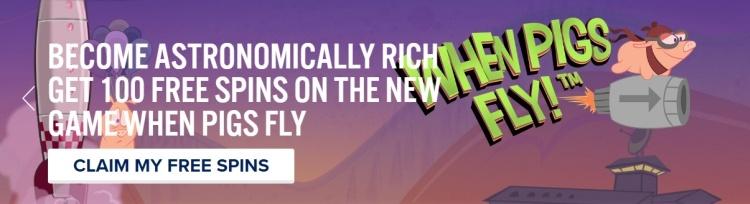 online slots de when pigs fly