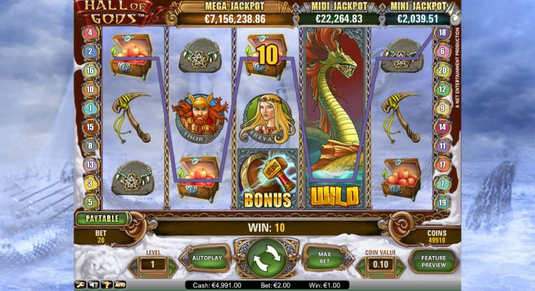 casumo-hall-of-gods-jackpot-record