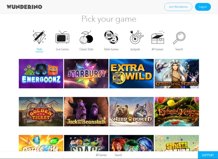 wunderino-casino-review