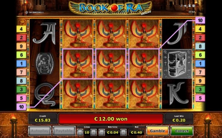 Holland Casino Book Of Ra