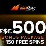 Wild Slots Casino welkomsbonus