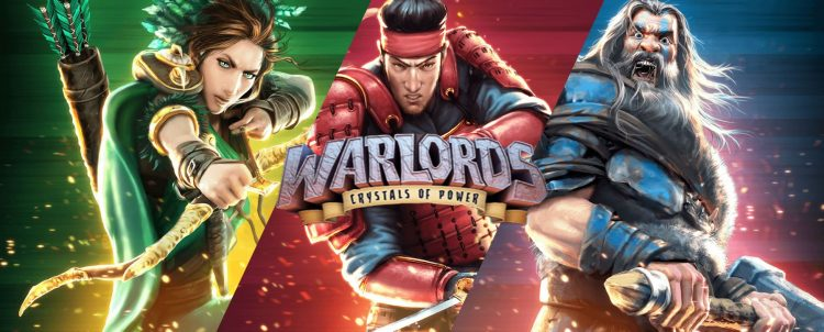 Warlords-gokkast-NetEnt