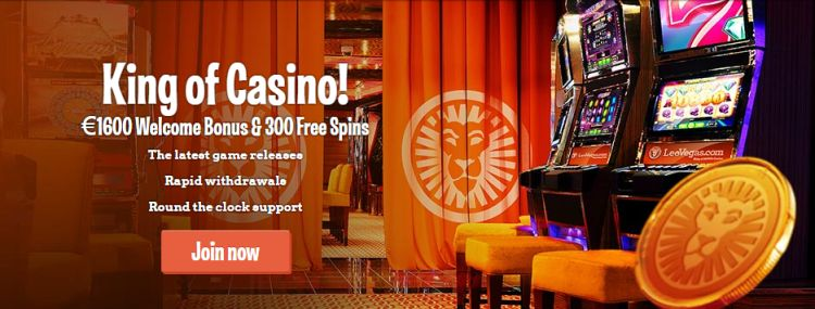 Leovegas casino review bonus