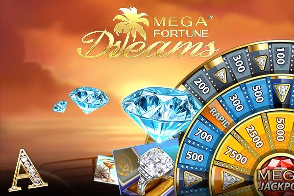 Mega Fortune Dreams gratis spins