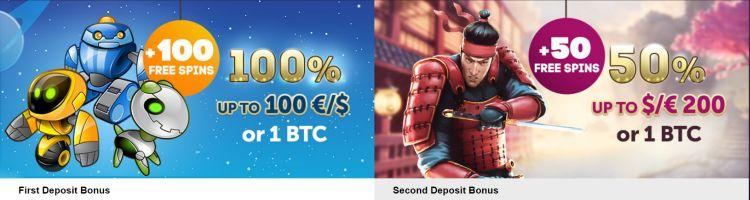 Playamo nieuw casino bonus