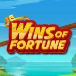 nieuwe quickspin gokkast Wins of Fortune