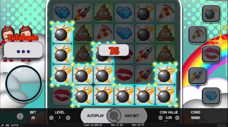 Emojiplanet gokkast Netent gratis spins