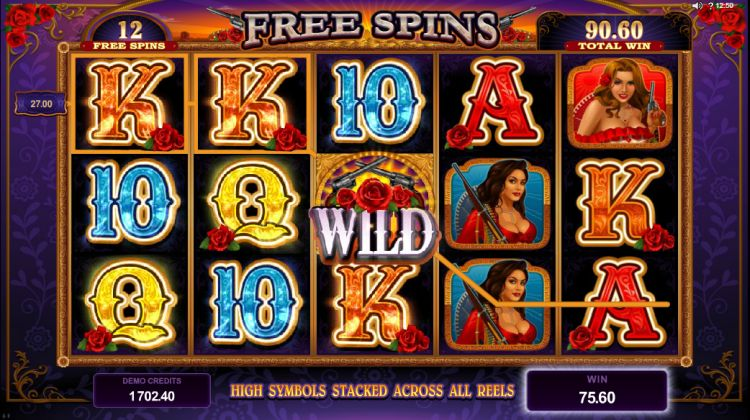 Pistoleras slot review microgaming free spins