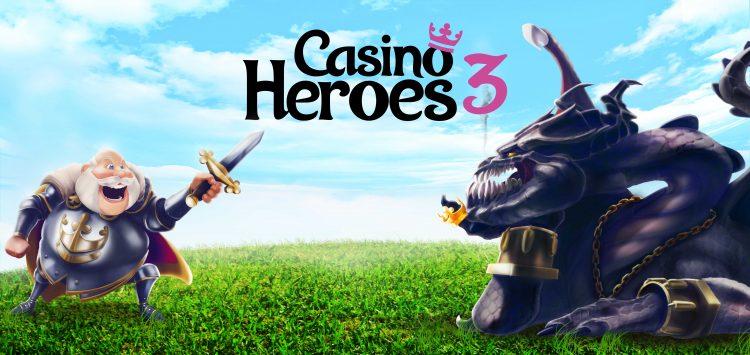 Casino Heroes battle
