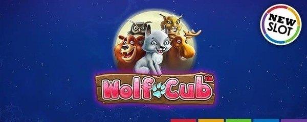 Wolf Cub 50 gratis spins