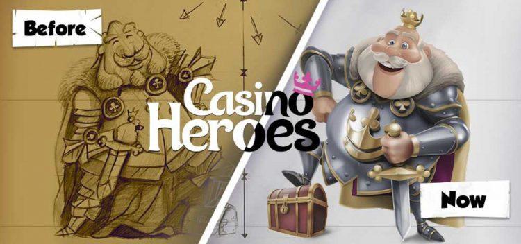 Casino Heroes nieuwe site