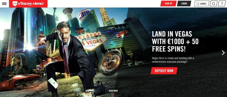 nieuw casino vegas hero