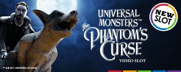 gratis spins Phantoms-Curse