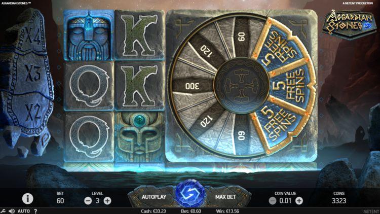 Asgardian Stones slot gratis spins