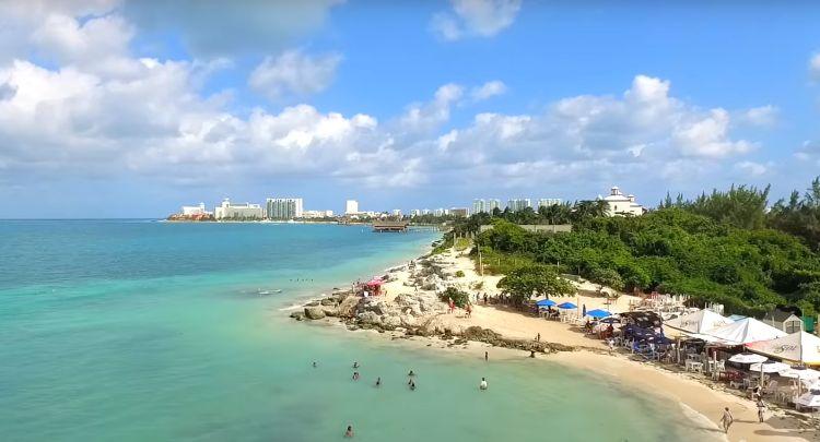 Cancun vakantie met omni slots