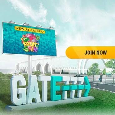Gate 777 200% bonus