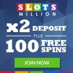 Slots-Million-gratis spins bonus