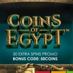 Coins of egypt gratis spins