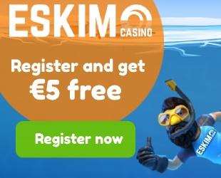 Eskimo no deposit bonus