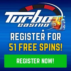 Turbo casino gratis spins zonder storting